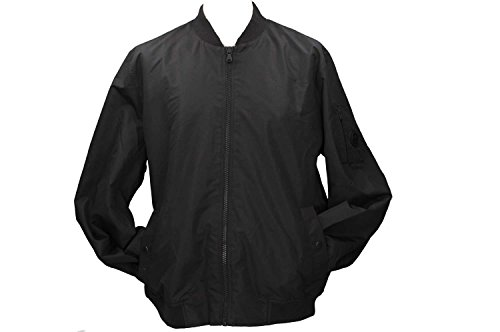 Michael Kors MKC23317 Mantel Mann schwarz XL