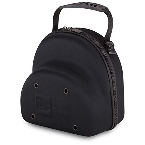New Era Carrier Tasche Case für 2 Caps - schwarz
