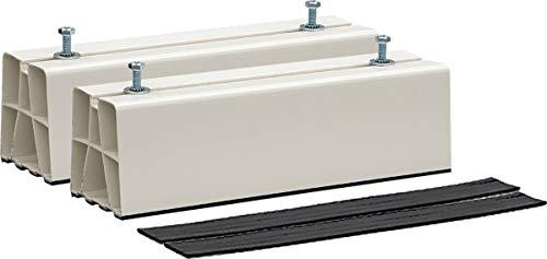 Coppia di basi a pavimento 90x80x450 mm per Condizionatori/ Climatizzatori