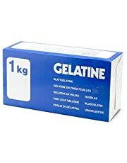 Gelatina en laminas Sabor Neutro 1 Kg