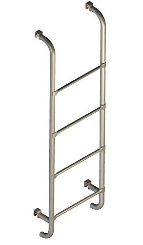 Redes Gritti Escalera para Cama, 125x 40x 40cm