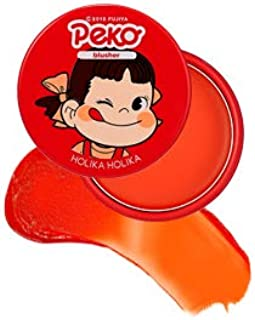 Holika Holika [Sweet Peko Edition] Peko Melty Jelly Blusher 02 Melting Orange …