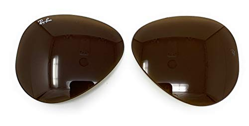 Ray Ban RB3025 RB/3025 RayBan Sunglasses Replacement Glass Lenses Brown Size-58