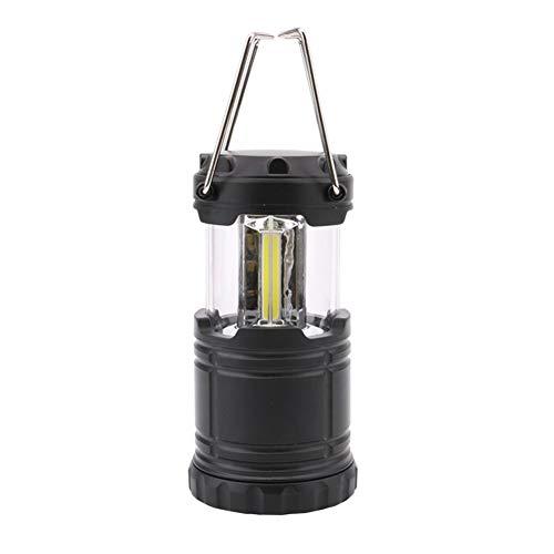 J 3 * AAA Super Bright Portable Light LED Camping Light, Alta Carcasa de dureza, a Prueba de Agua y a Prueba de Polvo Distancia de iluminación