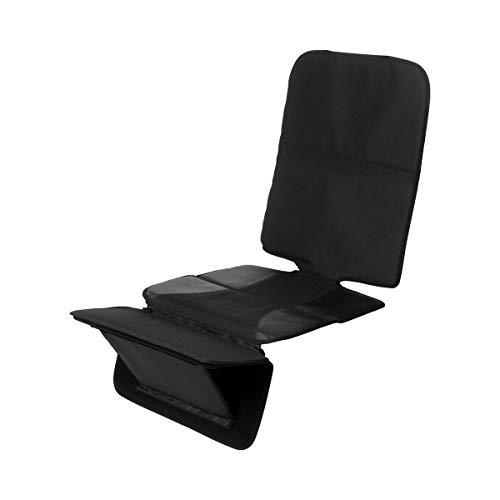 Osann FeetUp Autositzauflage mit Fußablage, geeignet für Isofix, schwarz