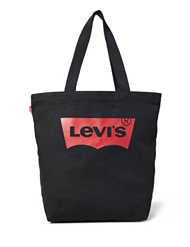 Levi's LEVIS FOOTWEAR AND ACCESSORIESBatwing Tote WMujerBolsos totesNegro (R Black) 39x14x30...