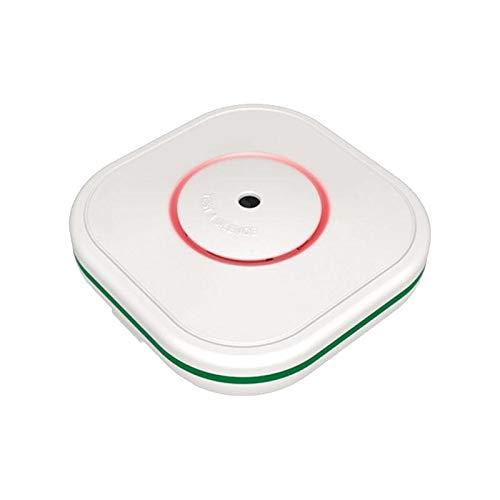 COFEM Rauch- und Kohlenmonoxidmelder (CO) autonomer vernetzbar mit WiFi-Modul und Smartphone-App | EN 50291-1 zertifiziert | inkl. 2 AA-Batterien