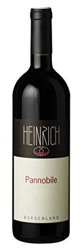 Pannobile tr. 2016, Weingut Heinrich, trockener Rotwein aus dem Burgenland