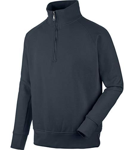 WÜRTH MODYF Sweat de Travail zippé Job+ Marine - Taille XL