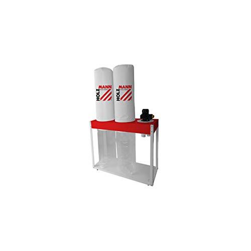 Holzmann Absauganlage ABS5000SE_400V 4x100mm Filterdimension: 2x ø500x1200m