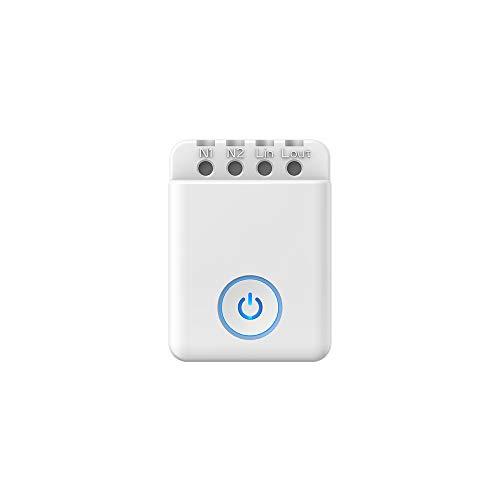 OWSOO WiFi Swich,Bestcon MCB1 DIY WiFi Switch Wireless Smart Home...
