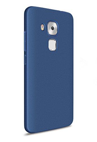 XMT Huawei Nova Plus 5.5' Funda, Cubierta Delgado Caso de PC Hard Gel Funda Protective Case Cover para Huawei Nova Plus Smartphone (Azul)