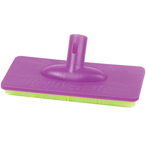 Rejuvenate Carpet Cleaner Scrubber Attachment for Click n Clean Multi Surface Spray Mop System Compatible