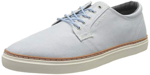 GANT Footwear Herren PREPVILLE Sneaker, Blau (Ice Blue G630), 43 EU