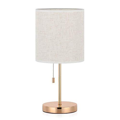 HAITRAL Bedside Table Lamp - Nig...
