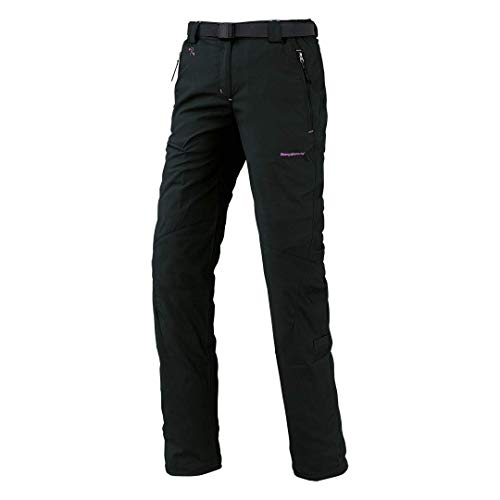Trangoworld Kramsa Pant. Long, Femme, Noir, XL