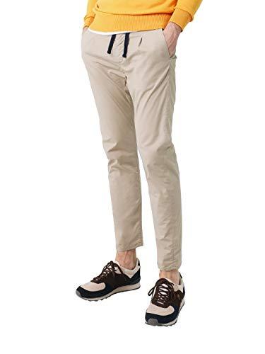 Scalpers Brescia Pants - Pantalón para Hombre, Talla 50, Color Beige