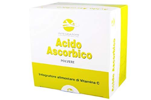 Vitamina C in polvere 500 g (20 bustine da 25 grammi)