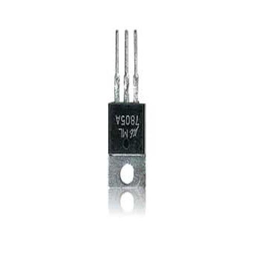 1 spanningsregelaar L7805CV, L 7805 CV, 7805, bouwvorm TO220