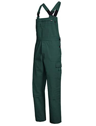 Deiters Latzhose Herren grün Größe: 56