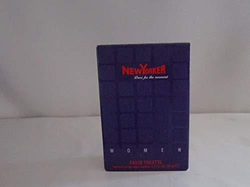 NEW YORKER WOMEN Eau de Toilette 50ml - woman
