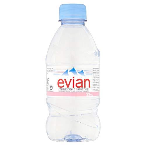 Evian | Mineral Water | 24 x 330ml (DE)