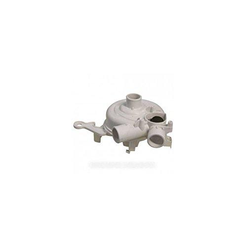 Indesit–capot de bomba + Turbina para lavavajillas Indesit