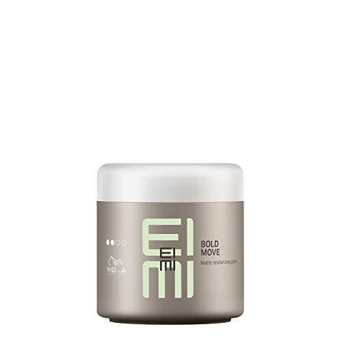 Wella EIMI BOLD MOVE - Crema de Peinado Profesional Textura Mate de Fijación Suave - 150 ml