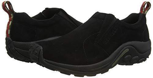 Merrell Women's Jungle Moc Slip-On Sneakers, Black (Midnight), 9 UK 43 EU