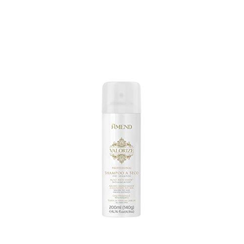 Shampoo a Seco Valorize - Ação Anti-Idade* Amend - 200ml, Amend