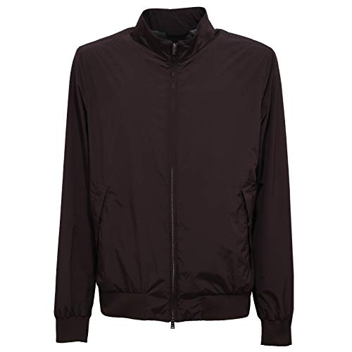 Herno 8089X Giubbotto uomo Brown Light Spring Jacket Man