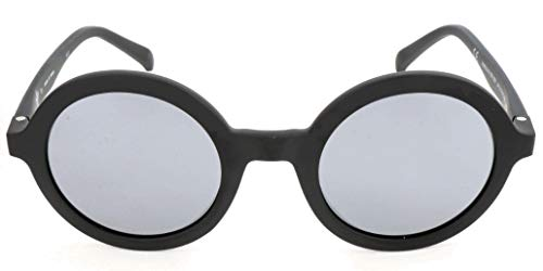 adidas Sonnenbrille AOR016/N Occhiali da Sole, Nero (Schwarz), 49.0 Donna