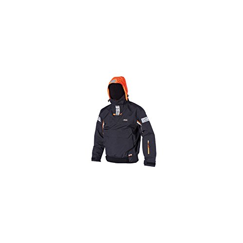 Magic Marine 3L Shore Smock Jacket 2015 - Black XXXL