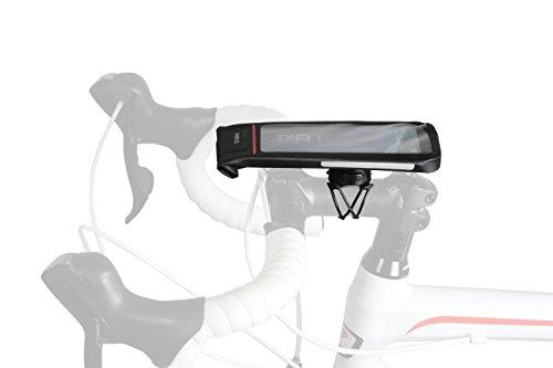 Zéfal Dry Console Support Téléphone Vélo Etanche - Housse universelle + Z Bike Mount Support Smartphone Vélo / Moto Guidon