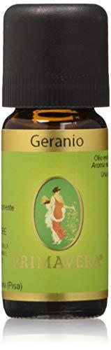 Flora Olio Essenziale di Geranio, Aroma Naturale per Alimenti - 10 ml