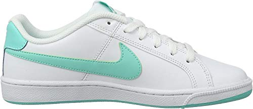 Nike WMNS Court Royale - Tennisschuhe, Damen, Farbe Weiß (White/Hyper Turq-White), Größe 41
