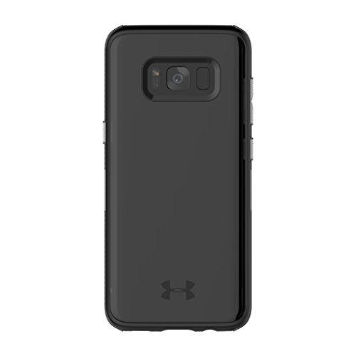 Under Armour UA Protect Verge Case voor Samsung Galaxy S8 - Doorschijnend rook/zwart/zwart metallic logo