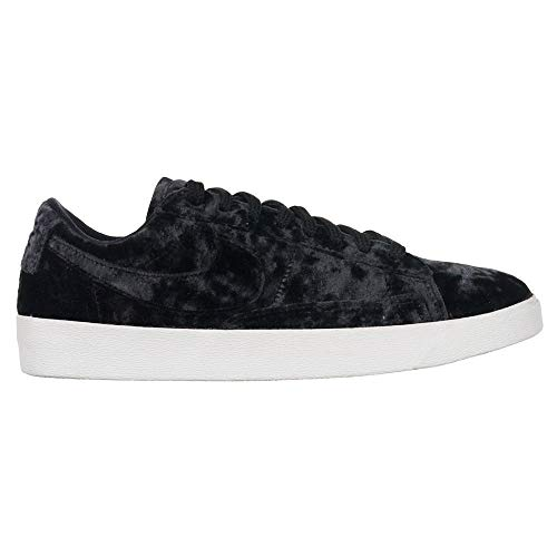 Nike Blazer Low LX Donne AA2017 Sneakers Turnschuhe (UK 6 US 8.5 EU 40, Black Anthracite 003)