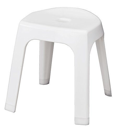 トンボ フロート お風呂椅子N座面の高さ40cm ホワイト