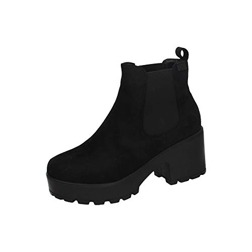 ZAPATOP 27079700 Botines Irby BLK Mujer Botines