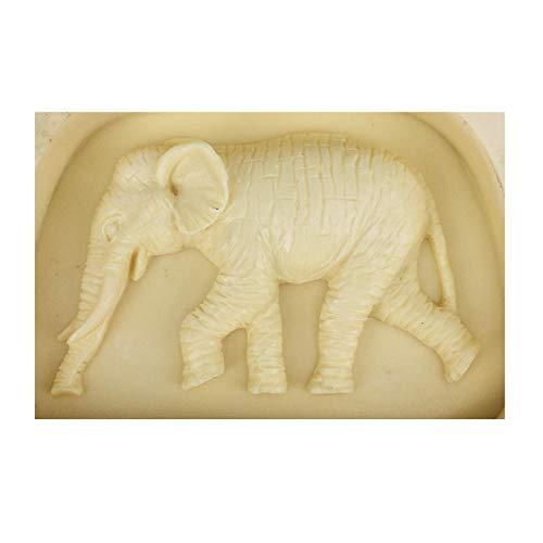 Stampi Con Forme Particolari Siliconestampo In Silicone Elefante Stampo Artigianale Fondente Decorazione Torta Fai Da Te