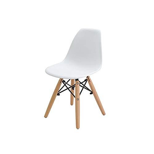 Cadeira Eiffel Infantil sem Braço Branca