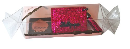 Lollipops Make Up Paris Giftbox - Twist Eyeshadow - Jungle Art plus Glitterbag, 1er Pack (1 x 10 g)