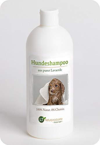 Hundeshampoo SENSITIVE | für sanfte seifenfreie Fellpflege | das weltweit erste Hundeshampoo ohne chemische Zusätze & Seife | Bio Welpenshampoo für sauberes, glänzendes Fell | gegen Juckreiz & Geruch