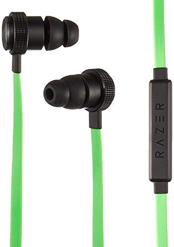 Razer Hammerhead Pro V2 Negro, Verde Intraaural Dentro de oído auricular - Auriculares (Intraaural, Dentro de oído, Alámbrico, 20 - 20000 Hz, 1,3 m, Negro, Verde)