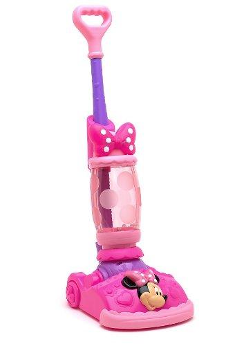 Disney - Aspirapolvere giocattolo, motivo: Minnie Mouse