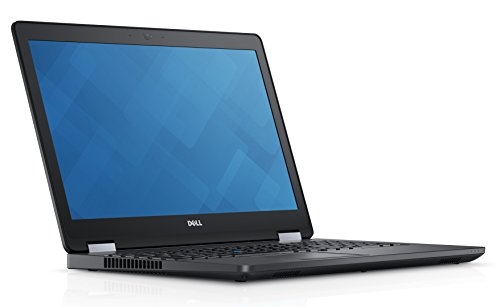 Dell Latitude E5550 15,6 Zoll 1920x1080 Full HD Intel Core i5 256GB SSD Festplatte 8GB Speicher Windows 10 Pro Webcam Tastaturbeleuchtung Notebook Laptop (Generalüberholt)