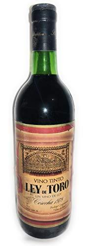 Ley de Toro Cosecha 1978. Cooperativa Vinos de Toro