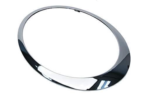 URO Parts 51137149905 Headlight Trim Ring, Left