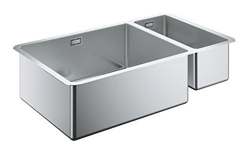 Undermount Kitchen Sink Stainless Steel Grohe
